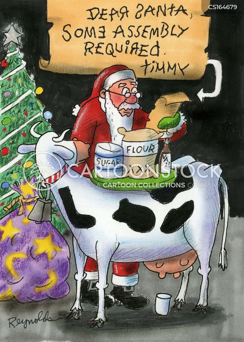 milk and cookies cartoon