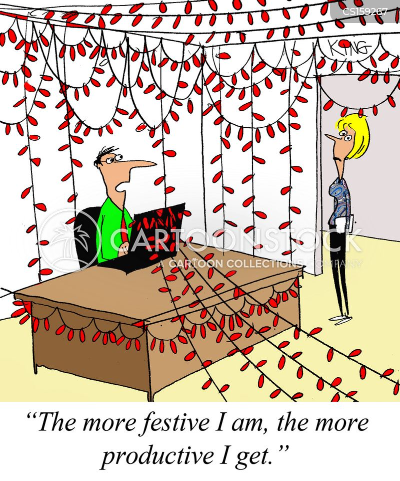 Christmas Light Cartoons And Comics Funny Pictures From