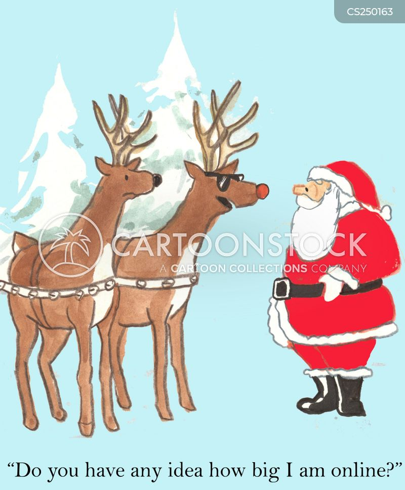 red nosed cartoon