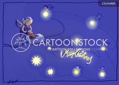 xmas decoration cartoon