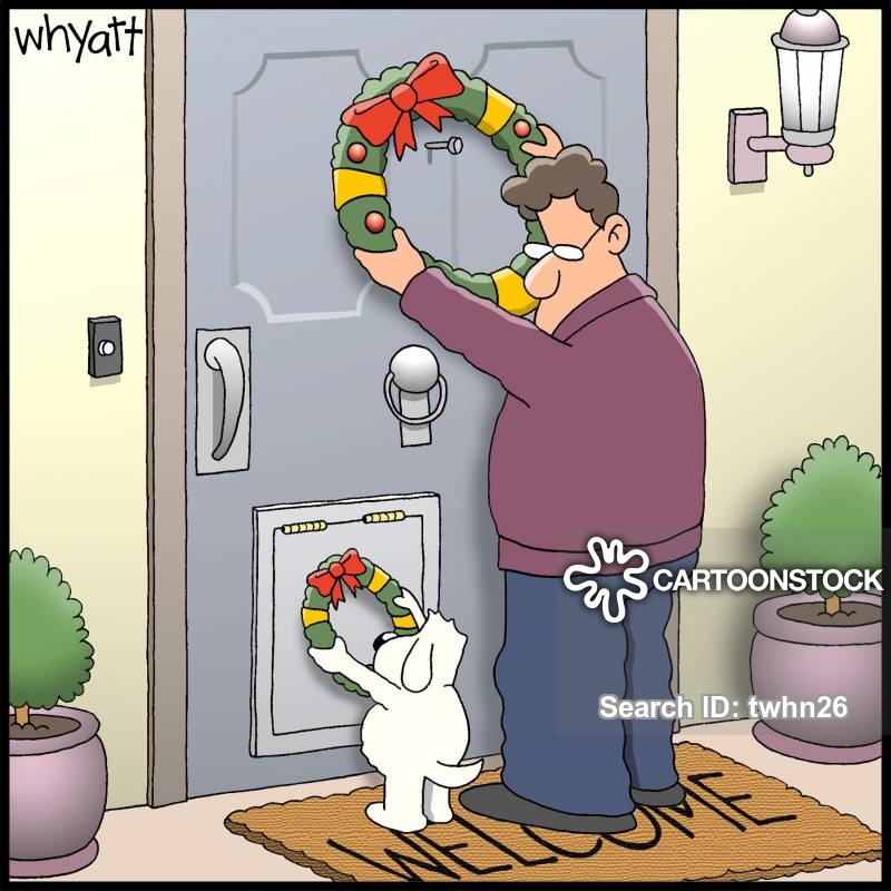 Dog Doors cartoons, Dog Doors cartoon, funny, Dog Doors picture, Dog Doors pictures, Dog Doors image, Dog Doors images, Dog Doors illustration, Dog Doors illustrations