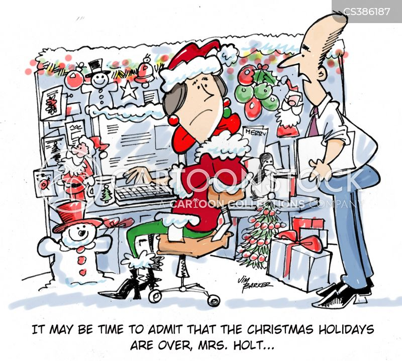 Holiday Spirits Cartoons And Comics