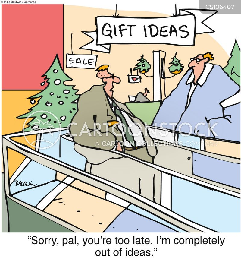 gift ideas cartoon