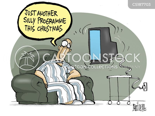 christmas tv cartoon