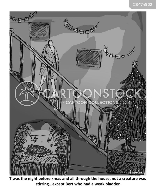 the night before christmas cartoon