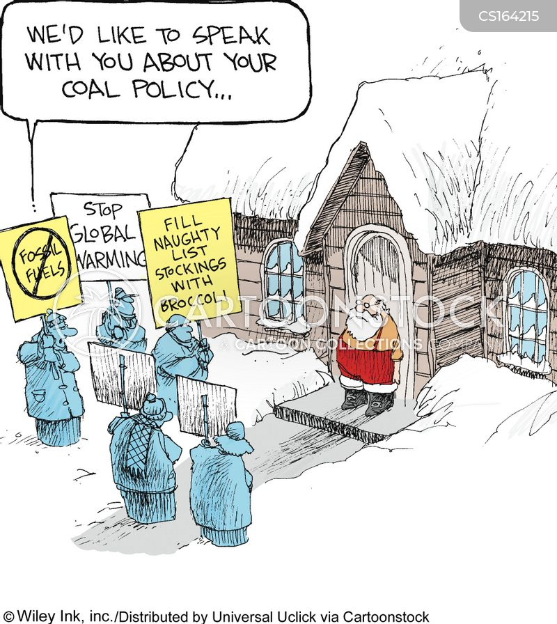 christmas myths cartoon
