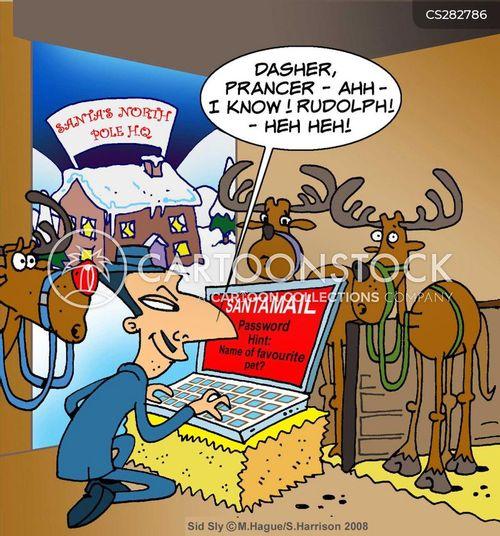 confidential information cartoon