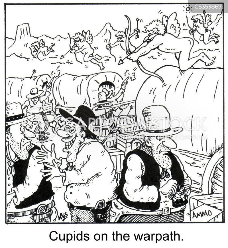 warpath cartoon