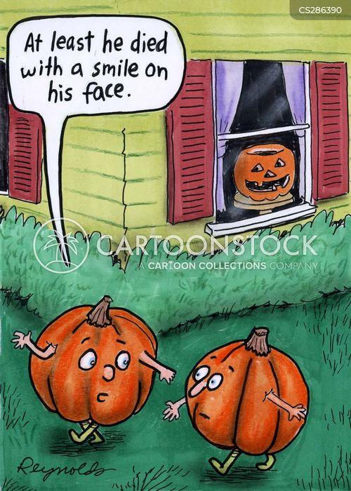 grin cartoon