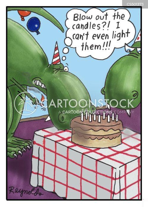 birthday traditions cartoon
