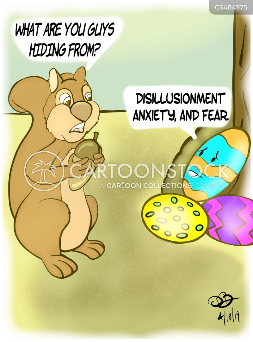 hiding spot cartoon
