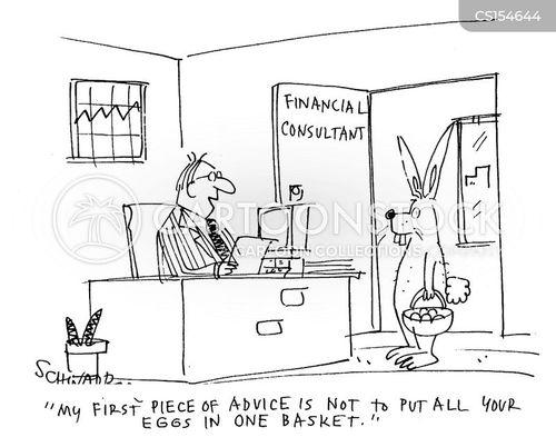 easter bunnies cartoon