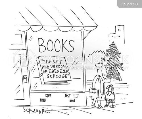 stocking fillers cartoon
