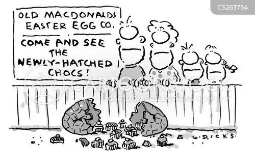 choc cartoon