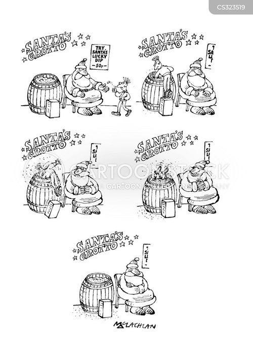 st nicholaus cartoon