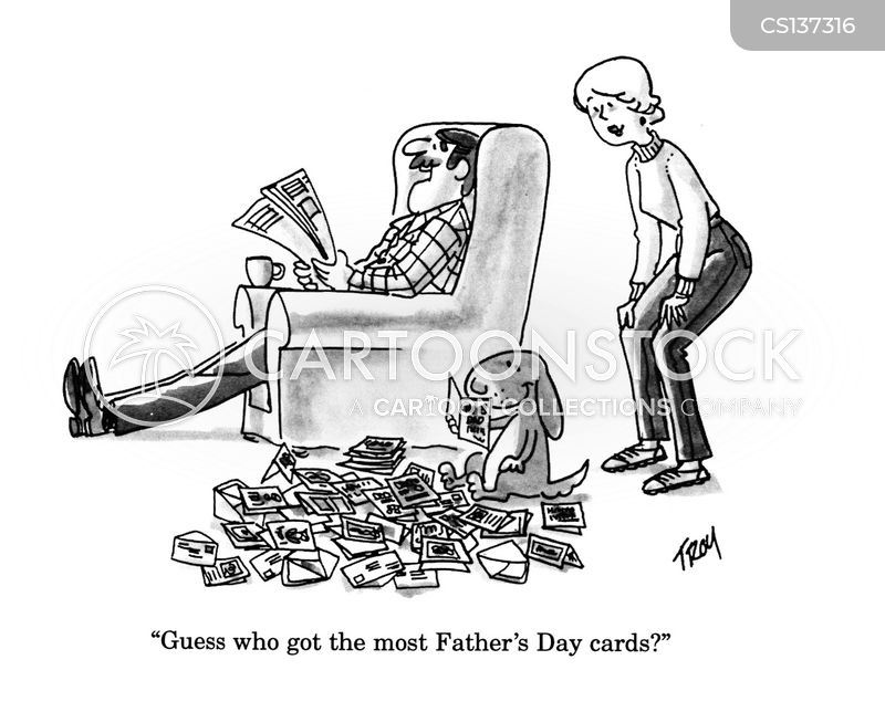 Father's Day Card cartoons, Father's Day Card cartoon, funny, Father's Day Card picture, Father's Day Card pictures, Father's Day Card image, Father's Day Card images, Father's Day Card illustration, Father's Day Card illustrations