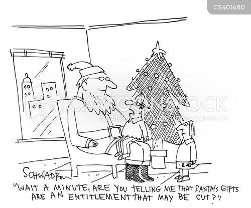 tax rise cartoon