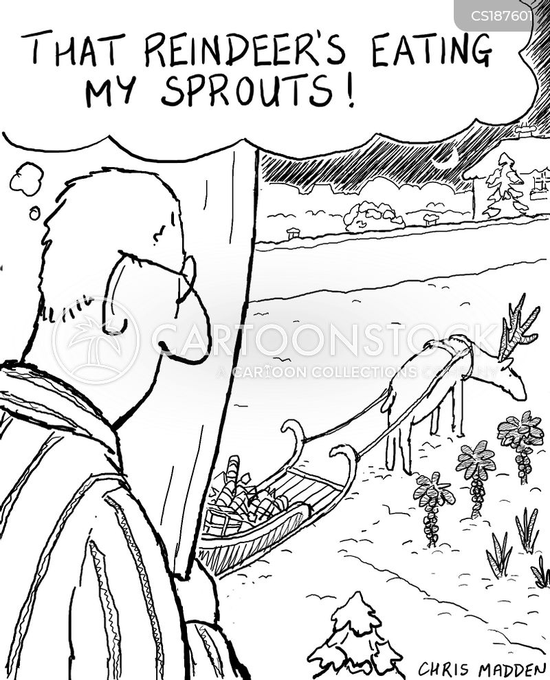 sprout cartoon