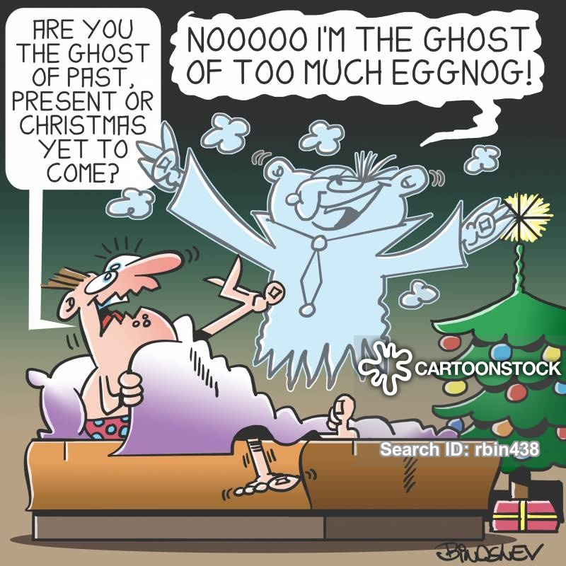 christmas yet to come cartoon