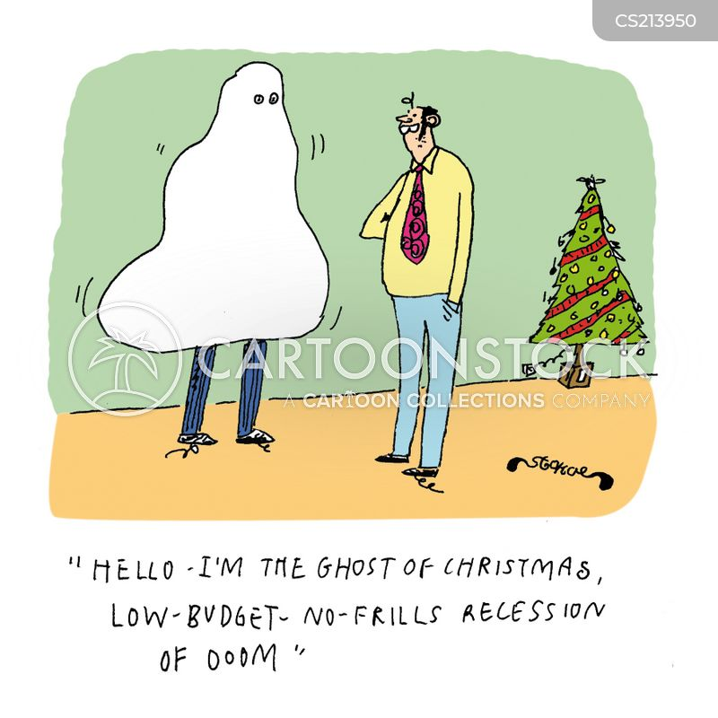 Christmas Recession Cartoons and Comics - funny pictures from ...