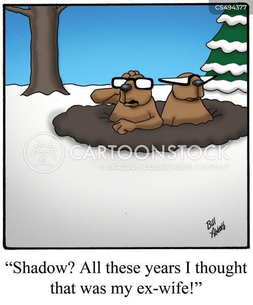 punxsutawney phil cartoon