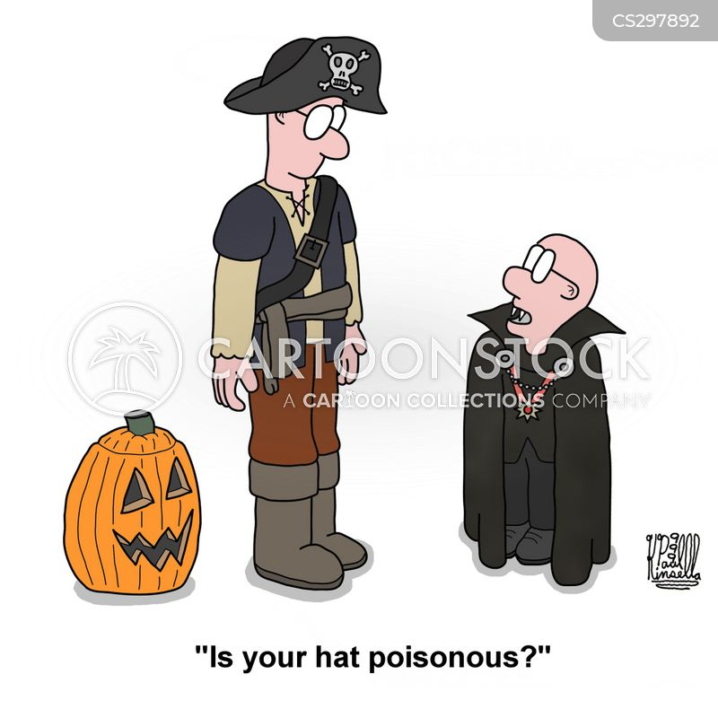 pirate costume cartoon