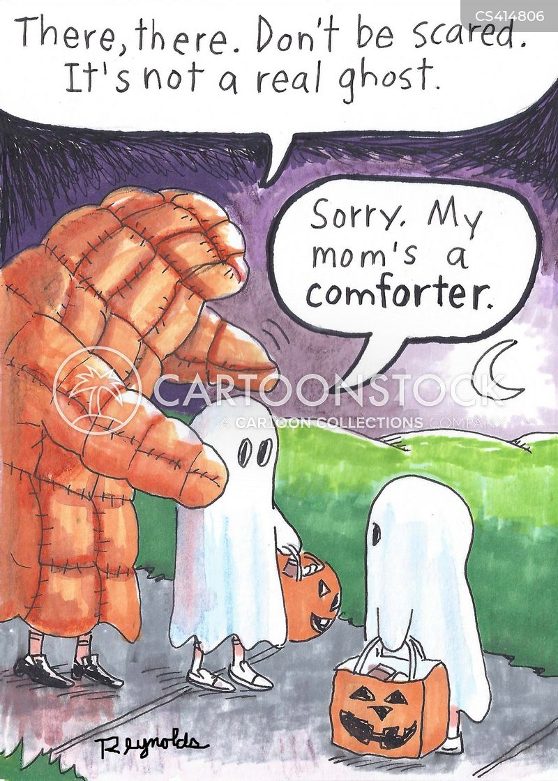 comforter cartoon