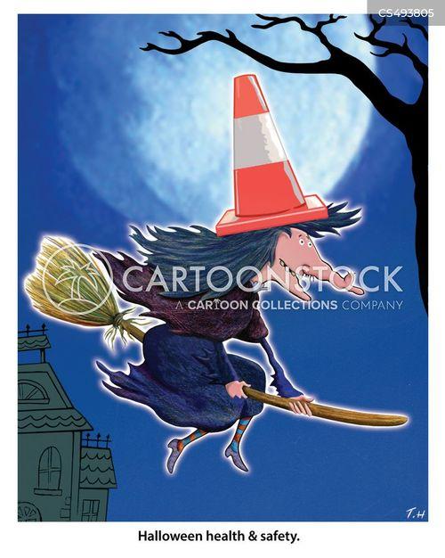 safety office cartoon