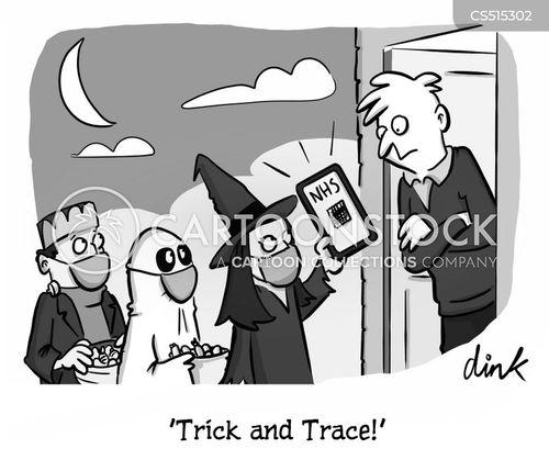 hallows eve cartoon