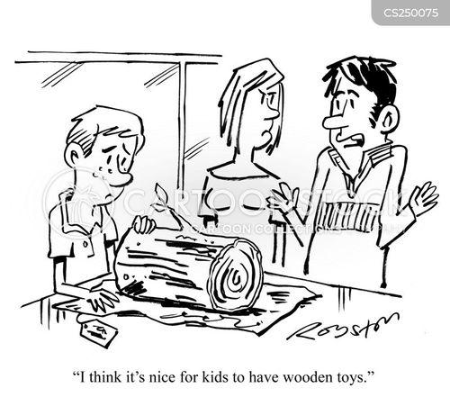 sentiments cartoon