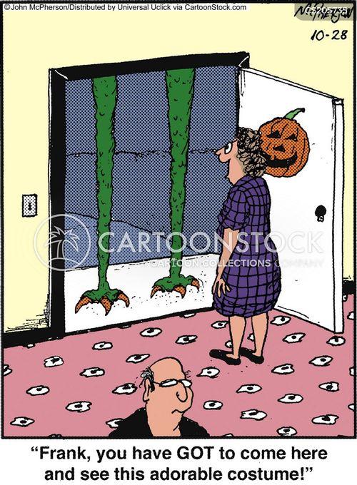halloween costumes cartoon