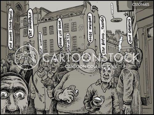 new starts cartoon