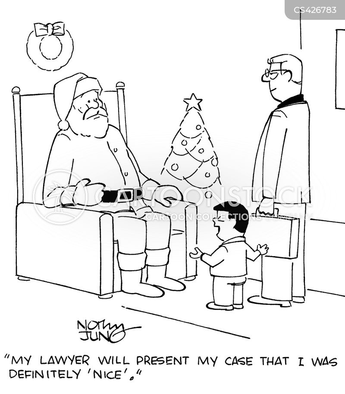 niceness cartoon