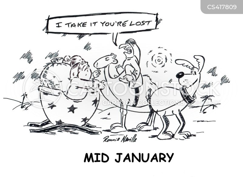 nomads cartoon