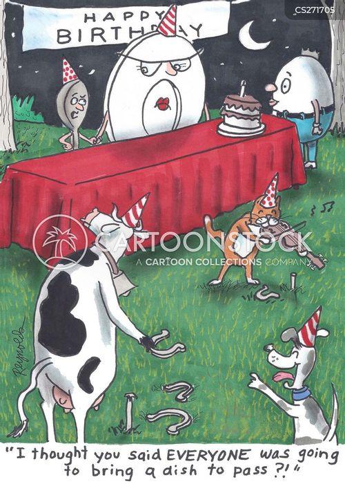 nursery story cartoon