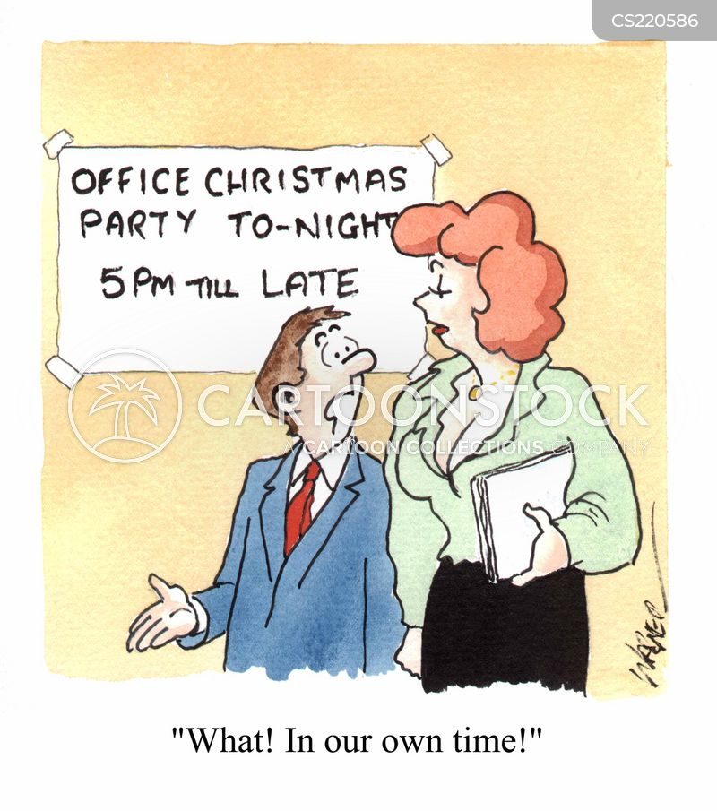 Sexual harassment images cartoons christmas