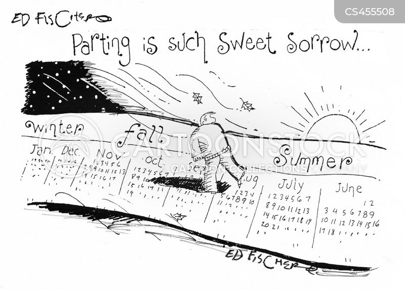 parting is such sweet sorrow cartoon