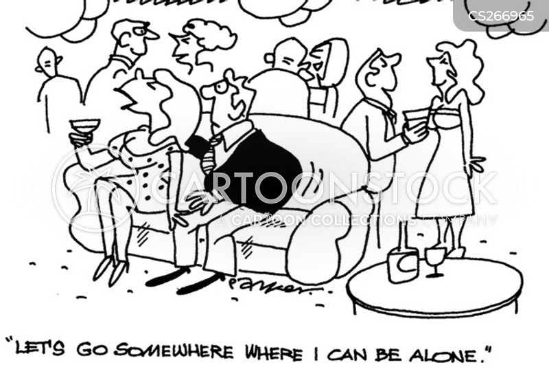 social circles cartoon