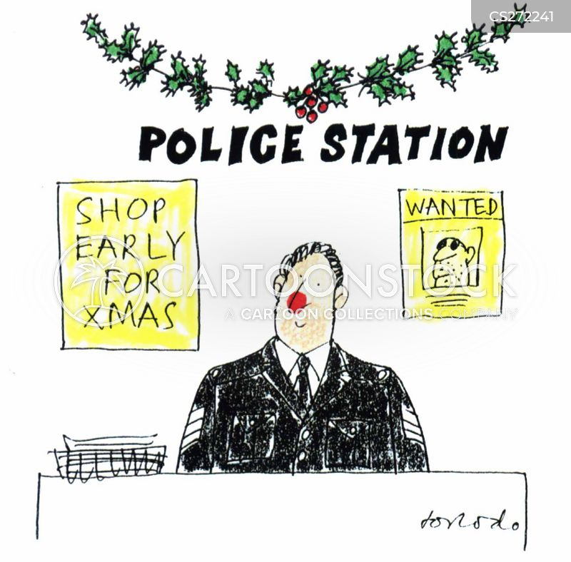 Shop Early For Christmas Cartoons and Comics - funny pictures from ...