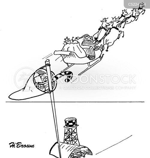 windsock cartoon