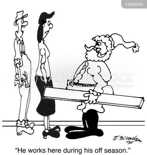temporary employee cartoon