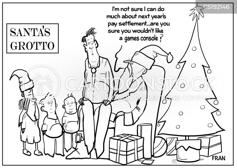 wish lists cartoon