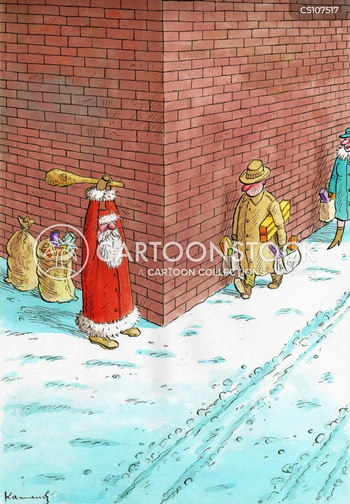 saint nicolas cartoon