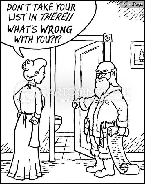 poor hygiene cartoon