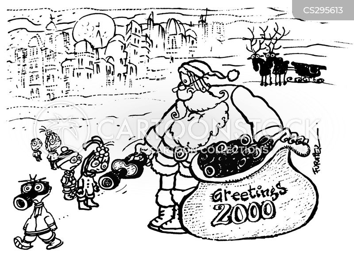 gasmasks cartoon