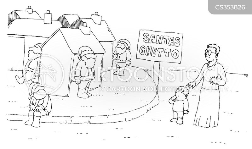 town planning cartoon