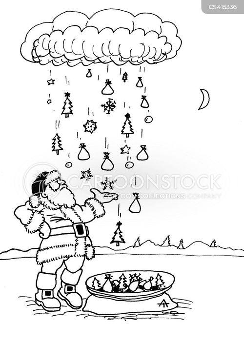 raincloud cartoon