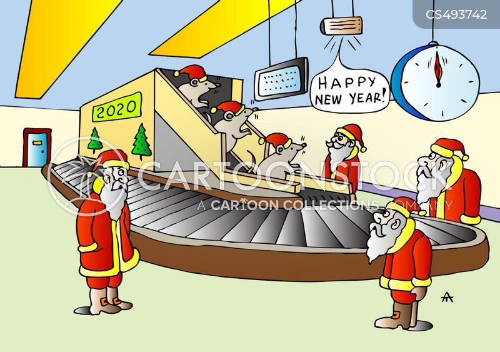 year of the rat cartoon
