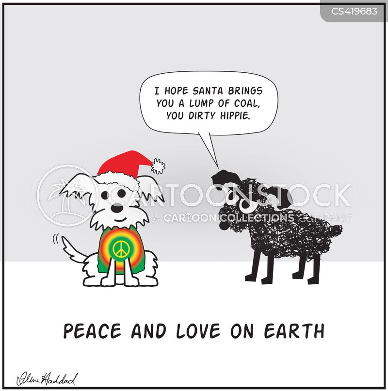 Christmas Message Cartoons and Comics - funny pictures from ...