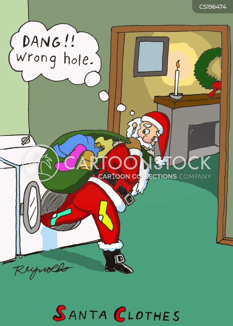 washing day cartoon